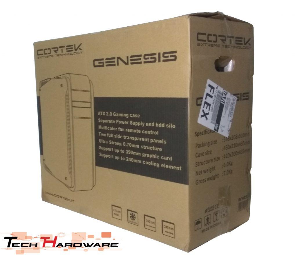 Recensione Cortek Genesis