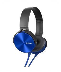 Sony-MDR-XB450