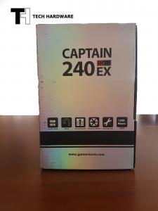 DeepCool CAPTAIN 240 EX RGB