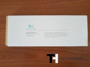 Recensione Rii Mini i12 Wireless