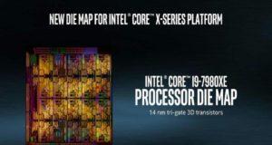 Intel Core i9 overclock a liquido cpu skylake-x 7980xe