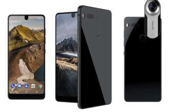 Essential Ph-1 avrà Android Oreo