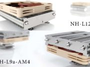 Noctua NH-L9a-AM4 NH-L12S socket AM4