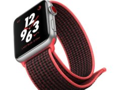 Apple Watch Nike+ Serie 3
