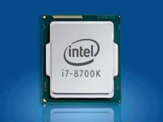 intel i7 8700K 7.45Ghz overclock