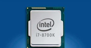 intel i7 8700K 7.45Ghz overclock