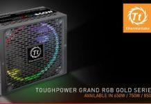 Toughpower Grand RGB Platinum thernmaltake Toughpower Grand RGB alimentatore Toughpower Grand RGB alimentatore thermaltake Toughpower rgb