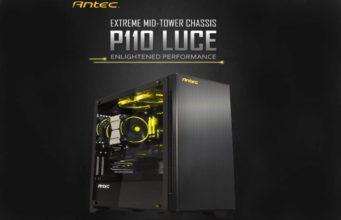Antec Luce P110 case Luce P110 Antec P110 Antec Luce P110 Case Antec Luce
