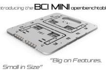benchtable BC1 Mini Streamcom benchtable BC1 Mini banchetto bench Streamcom banchetto mini-itx benchtable mini-itx