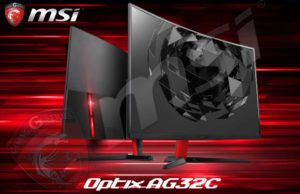 Optix AG32C MSI AG32C MSI Optix AG32C gaming monitor MSI AG32C Monitor msi optix