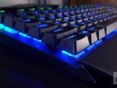 CORSAIR: kit per tastiere Premium Gaming PBT Doubleshot kit gaming corsair kit switch corsair kit per tastiere meccaniche corsair