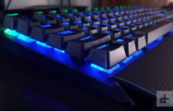 CORSAIR: kit per tastiere Premium Gaming PBT Doubleshot kit gaming corsair kit switch corsair kit per tastiere meccaniche corsair