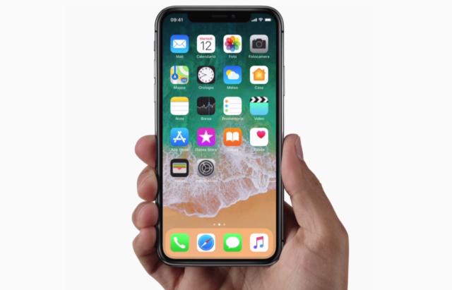 recensione di iPhone X