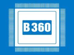SiSofware Intel B360 Chipset b360 Intel B360 per Coffee Lake SiSofware B360 SuperMicro C7B360