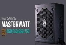 Cooler Master MasterWatt Serie alimentatori MasterWatt masterwatt 80 plus bronze alimentatori modulari 80+ bronze cooler master alimentatori
