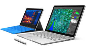 Microsoft termina surface