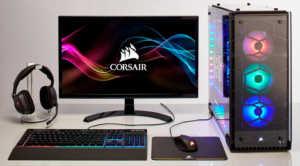 CyberPowerPC Corsair CyberPowerPC Crystal Series Corsair Crystal Series Corsair CyberPowerPC pc gaming