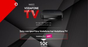 Vodafone Tv mobile