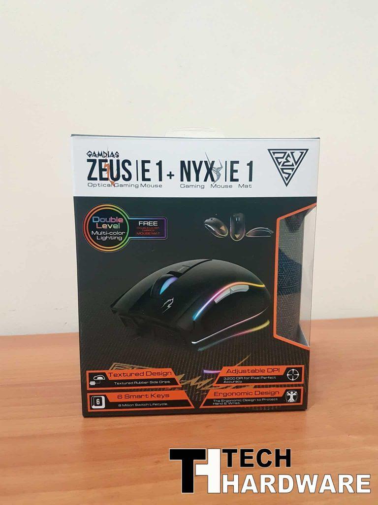 Recensione Gamdias ZEUS E1 + NYX E1