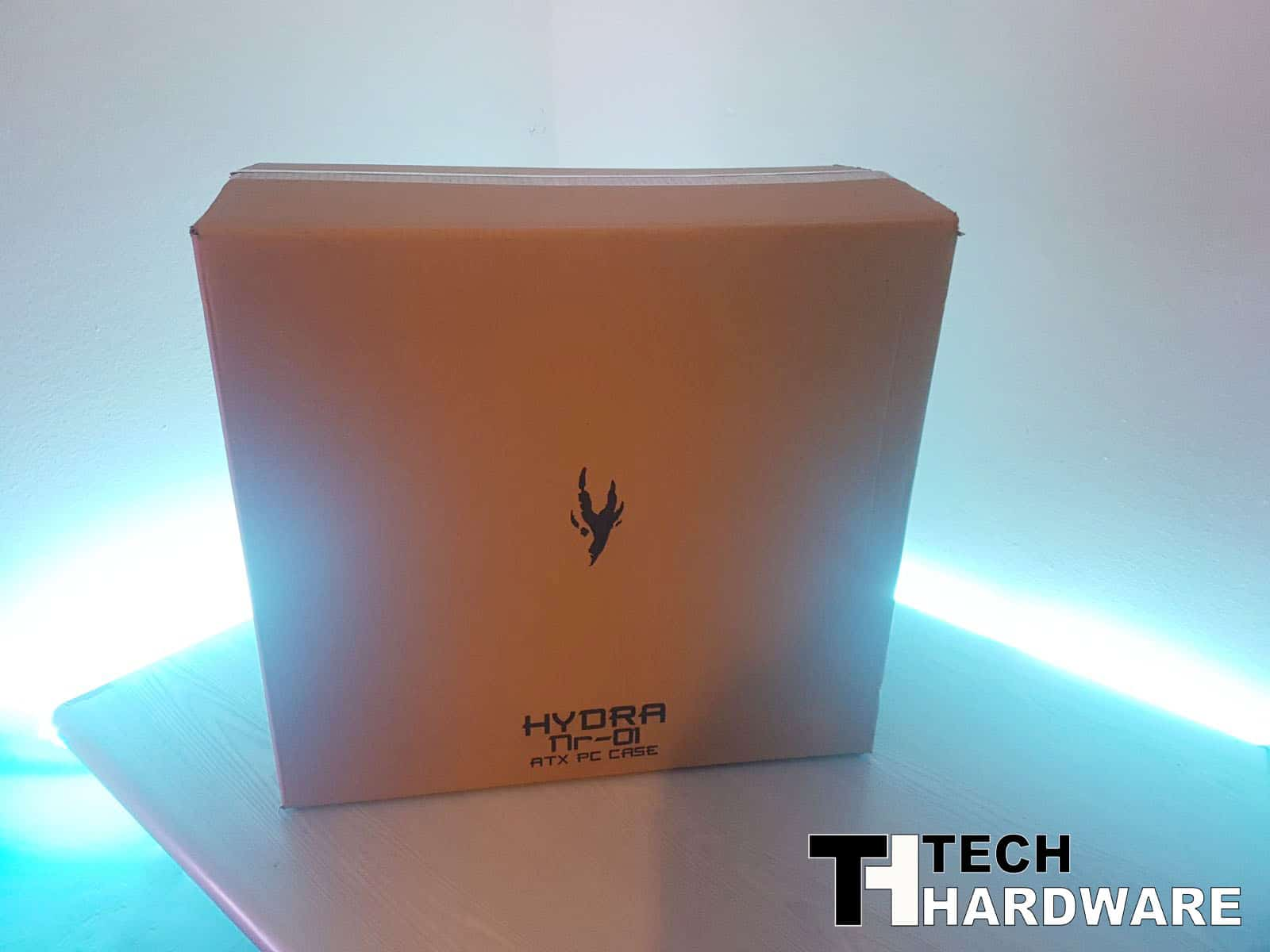 Recensione Hydra NR-01