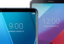 LG G6 e V30 riceveranno Android 8.1 Oreo