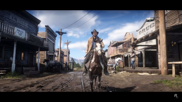 Rivelata la data di uscita di Red Dead Redemption 2