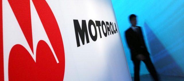 licenziamenti in Motorola