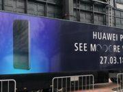 Gamma Huawei P20