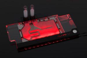 Water Block per ASUS ROG Strix RX serie Vega