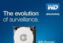 Il nuovo Western Digital purple da 12 TB
