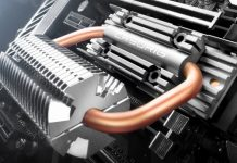la soluzione di raffreddamento per SSD M.2 più straordinaria