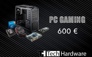 Configurazione PC Gaming 600 euro