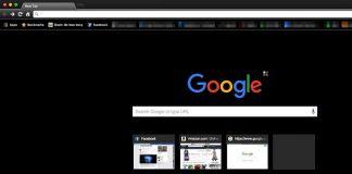 Come impostare il tema scuro su Chrome